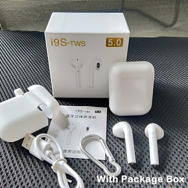 i9s-tws 5.0 wireless Bluetooth headset for android