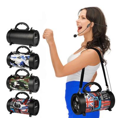 M58 portable Bluetooth speaker