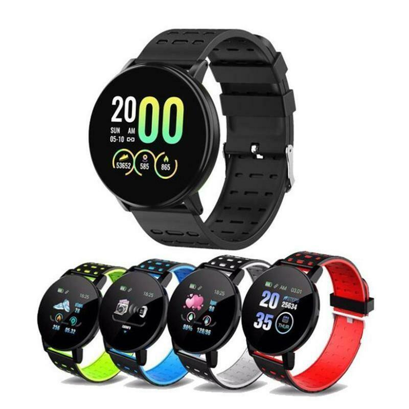 119 plus smart fitness watch