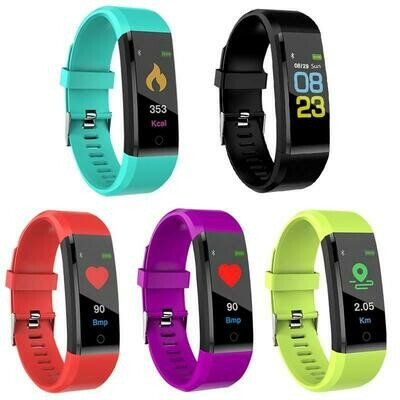 115 fitness tracker for Android & iPhone