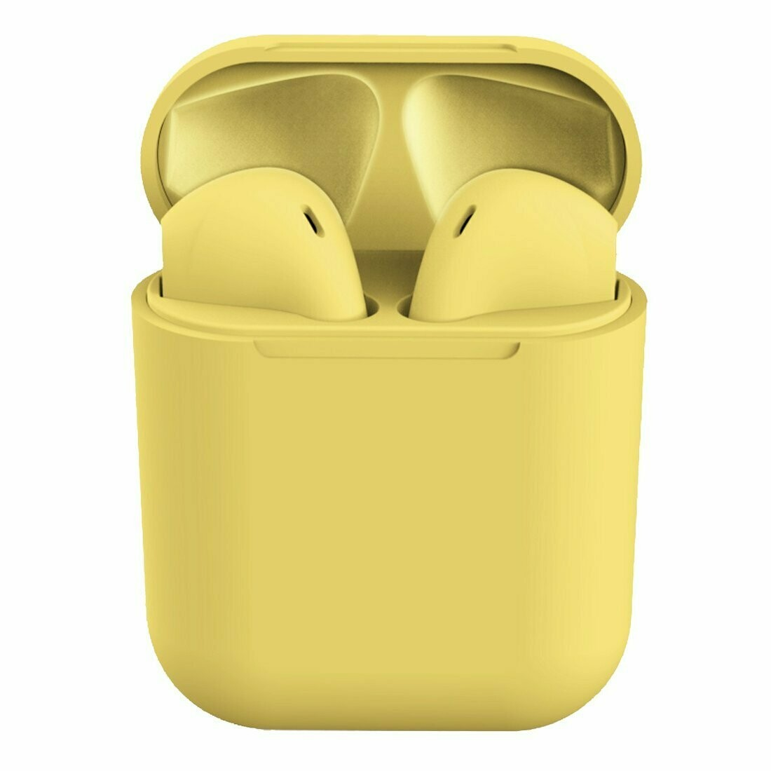 Inpods i12 TWS Earbuds Wireless Bluetooth V5.0 Touch Earphone Stereo Headphone With 300mAh Charge Box Earphone For iPhone Android Phones
