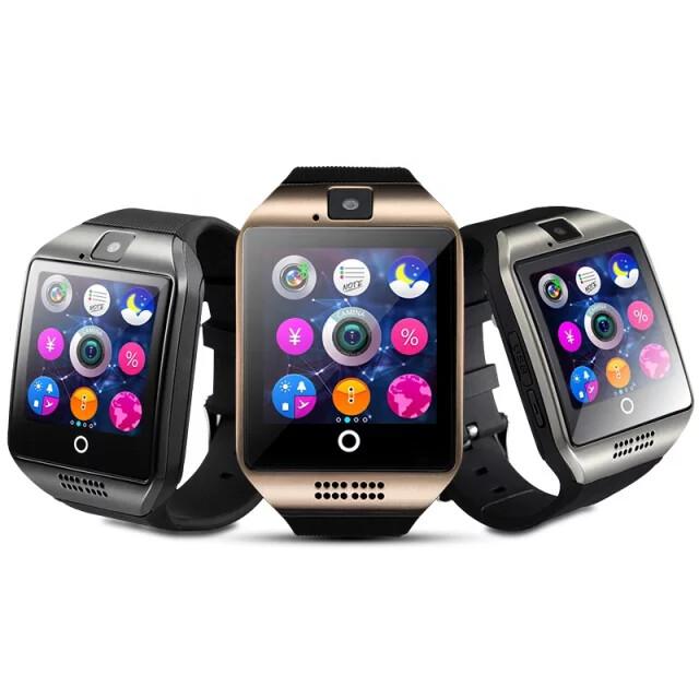 Q 18 smart watch