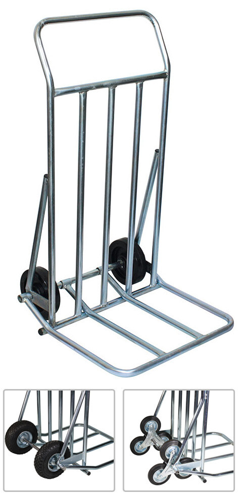FOLDING NOSE TROLLEY LARGE 1143MM x 630MM x 410MM