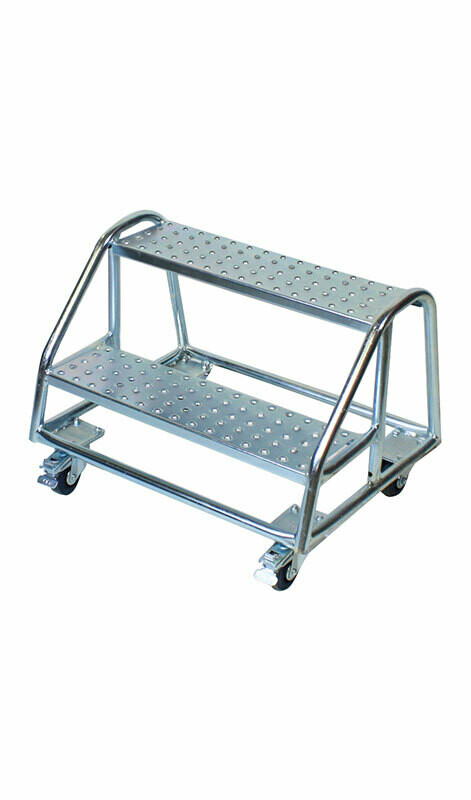 MOUNTY STEP LADDER 2 STEP / TOP STEP 450MM