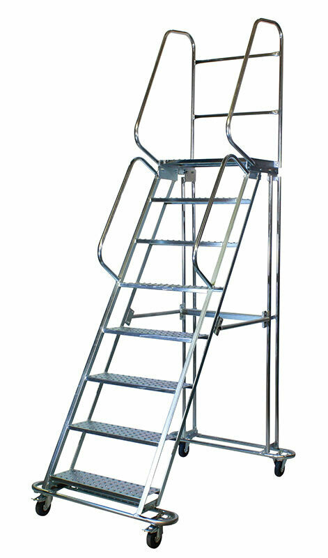 MOUNTY STEP LADDER 10 STEP / TOP STEP 2410MM
