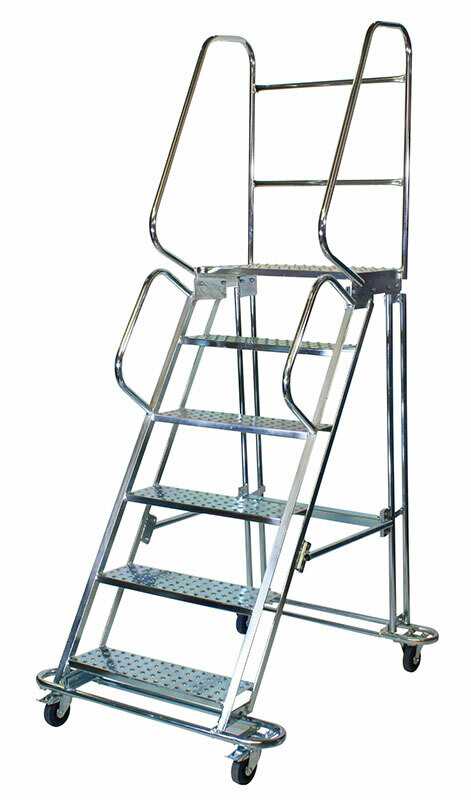 MOUNTY STEP LADDER 3 STEP / TOP STEP 710MM