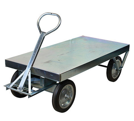 TURN TABLE TROLLEY LARGE 1800MM x 900MM