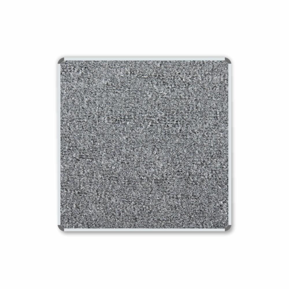 BULLETIN BOARD ALU FRAME 600 X 450MM LAUREL