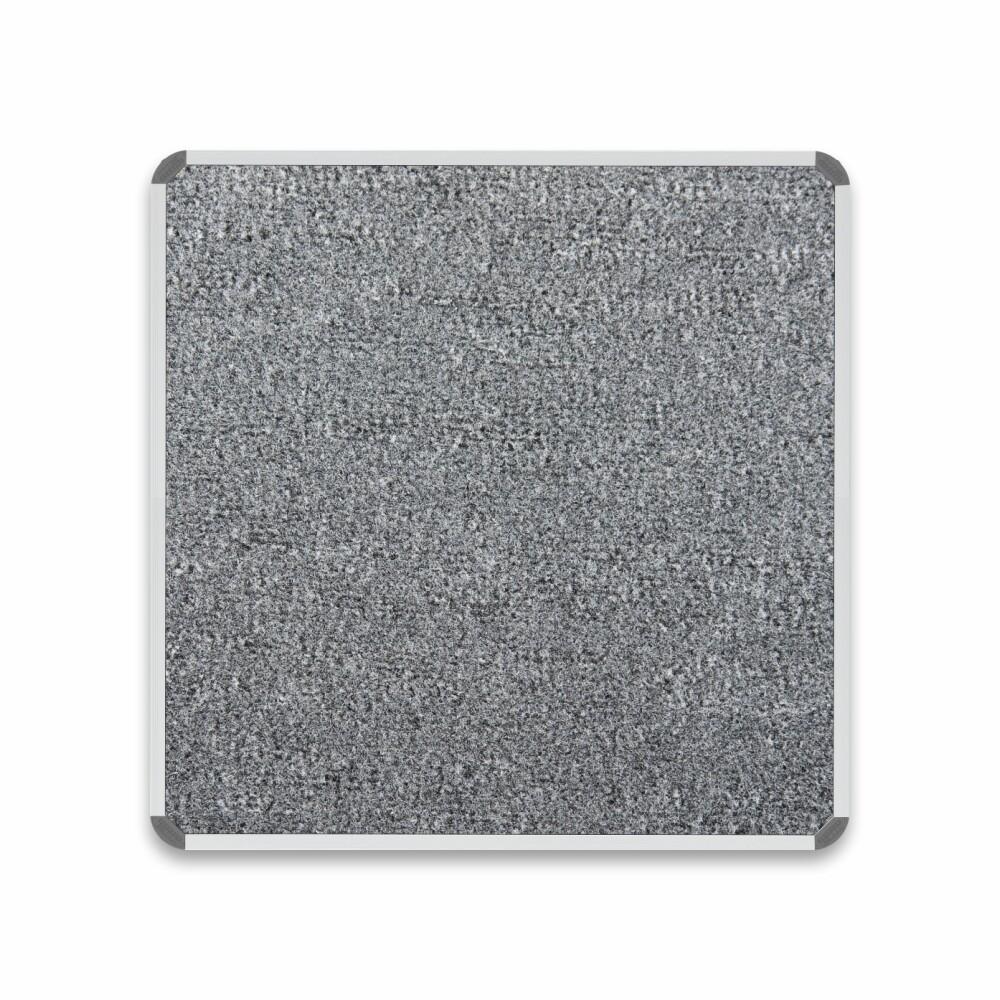 BULLETIN BOARD ALU FRAME 900 X 600MM LAUREL