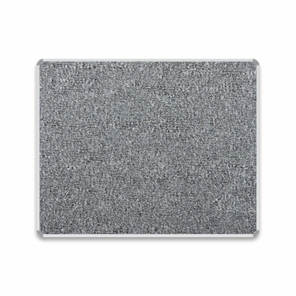BULLETIN BOARD ALU FRAME LAUREL 1200 X 900MM