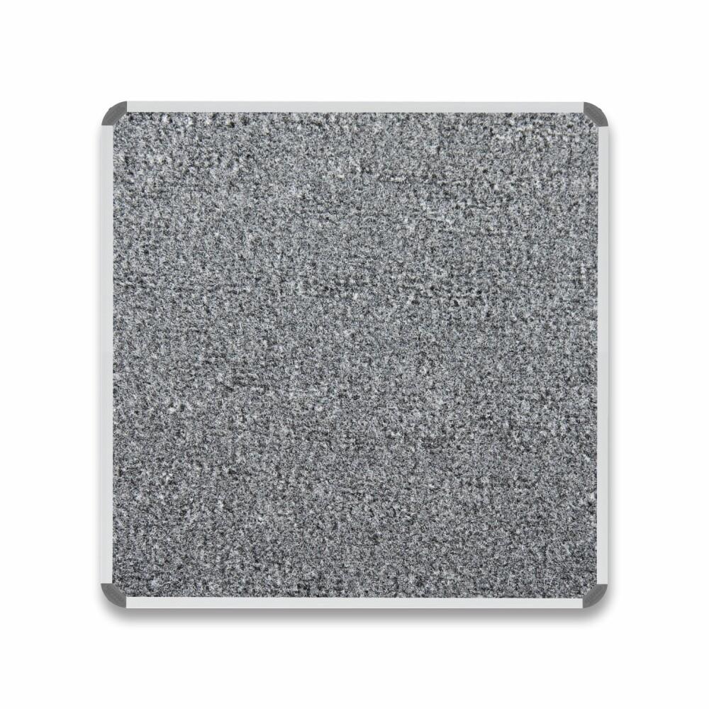 BULLETIN BOARD ALU FRAME 900 X 900MM LAUREL
