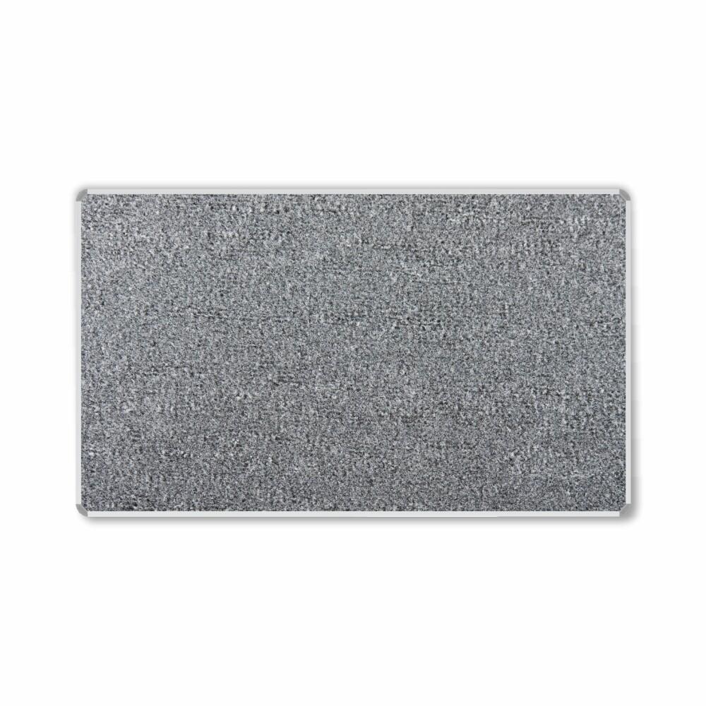 BULLETIN BOARD ALU FRAME LAUREL 1500 X 900MM