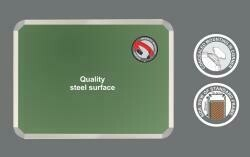 CHALK BOARD MAGNETIC 2400 X 1200MM