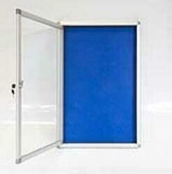 DISPLAY CASE PINNING HINGE 900 X 600MM ROYAL