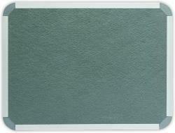 INFO BOARD - ALU FRAME, FELT 1800 X 1200MM