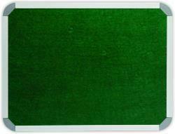 INFO BOARD - ALU FRAME, FELT 1500 X 1200MM