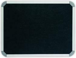 INFO BOARD - ALU FRAME, FELT 1200 X 1000MM