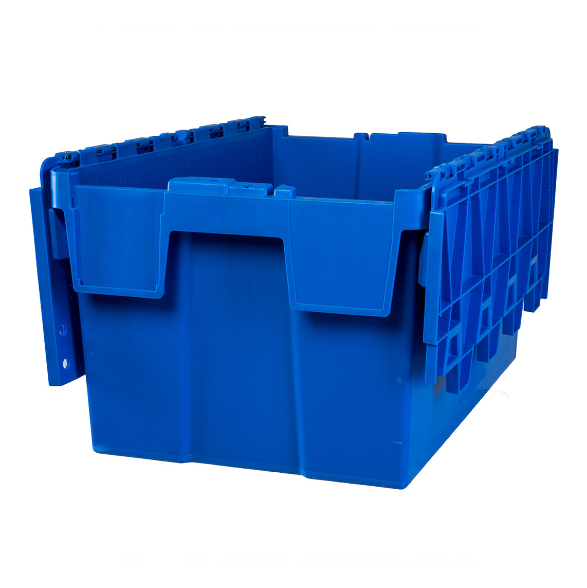 SECURITY CONTAINER COLOUR 600X400X400-BLUE