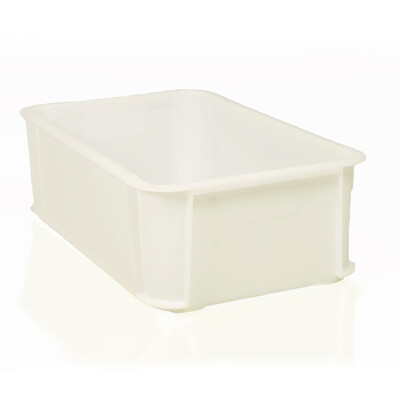 MEAT TRAY WHITE/GREY 600 X 400 X 285MM
