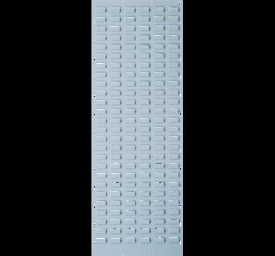 LOUVRE PANEL 1400 X 450 MM GALVANIZED