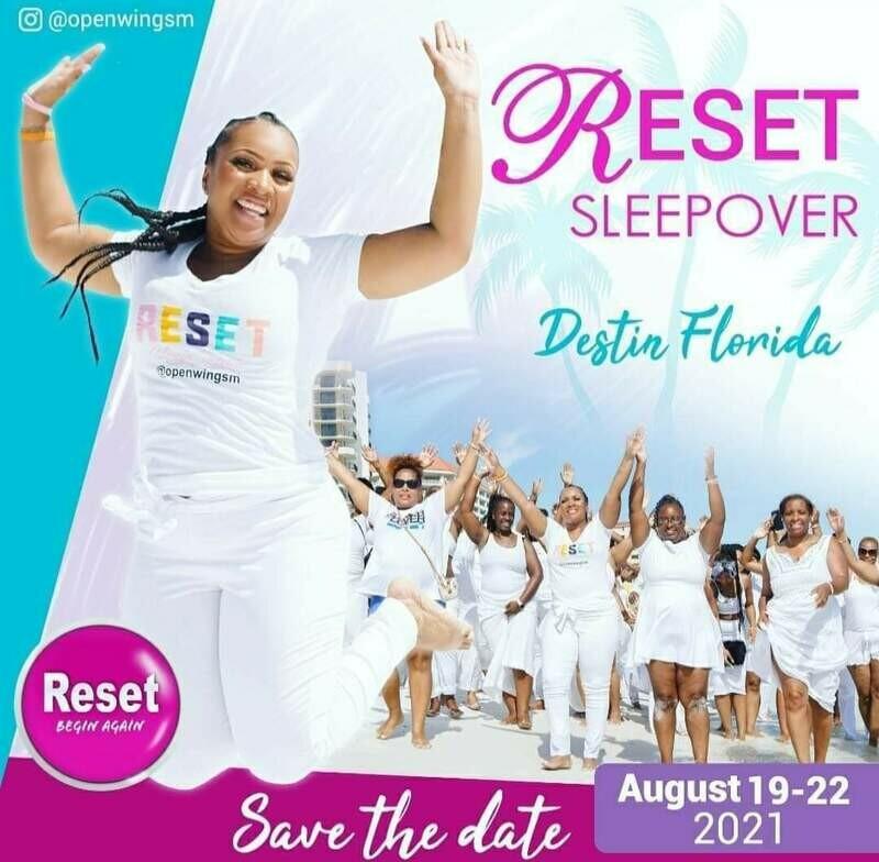 #2. Reset Destin, Florida AUG - 2021 (Single)  $1050.00 per person