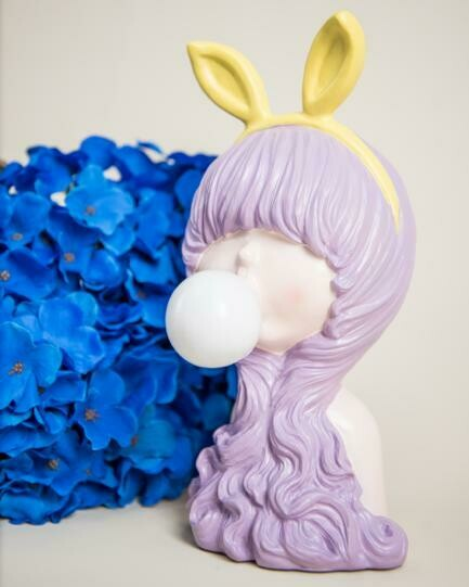 Girl Yellow Headband - Cool Ornaments