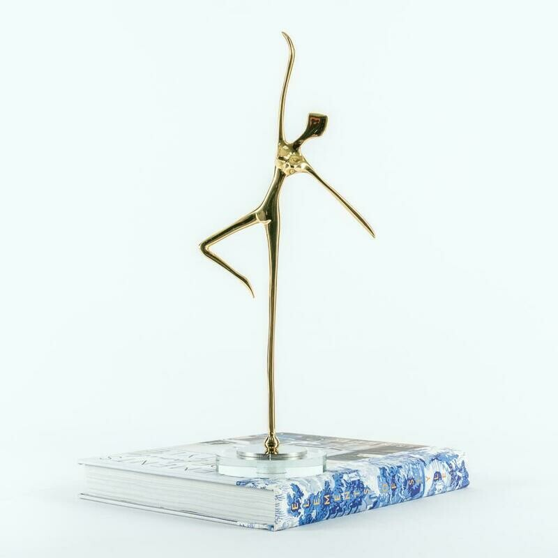 Beautiful Dancer Sculpture - Cool Deluxe