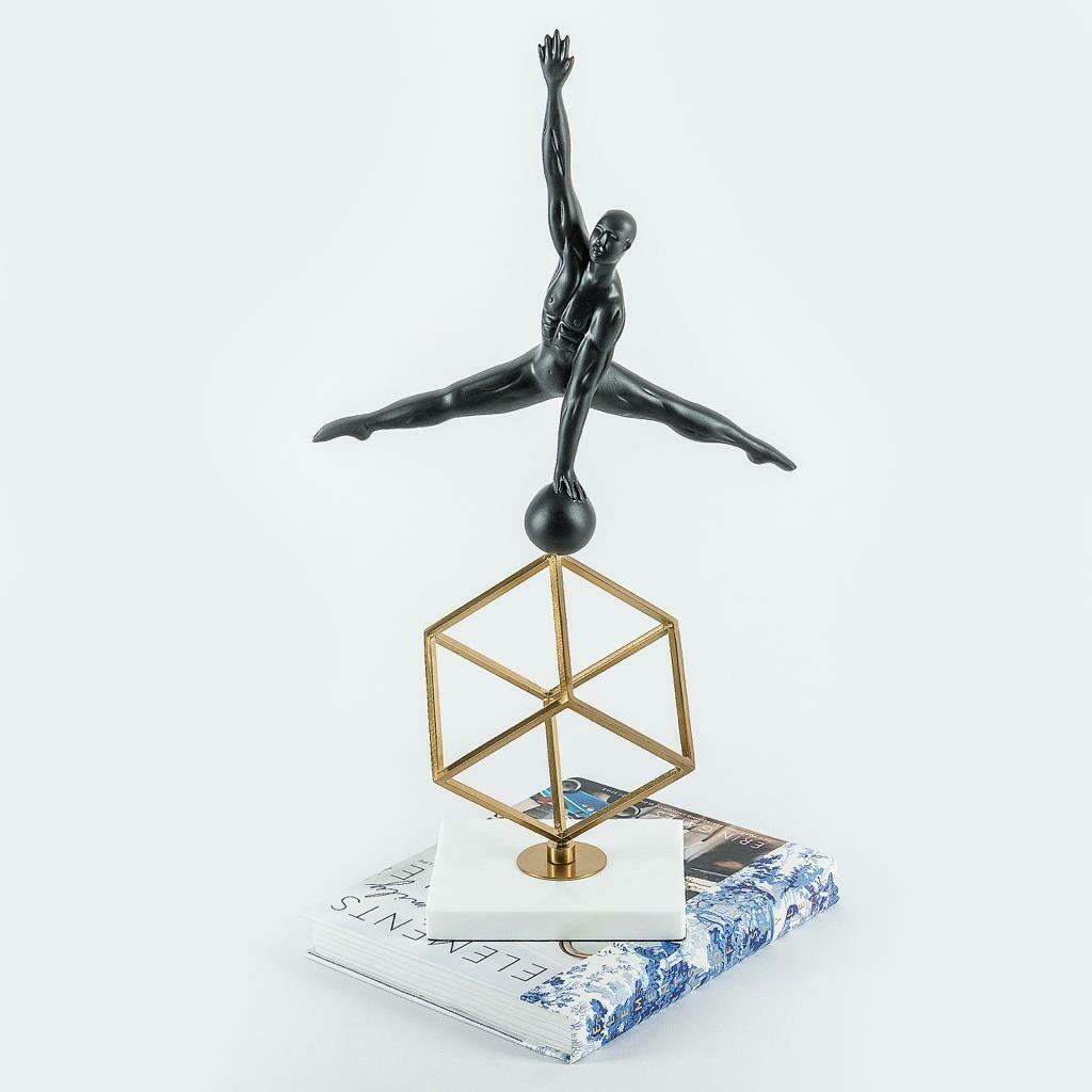 Gymnastics Sculpture - Cool Deluxe