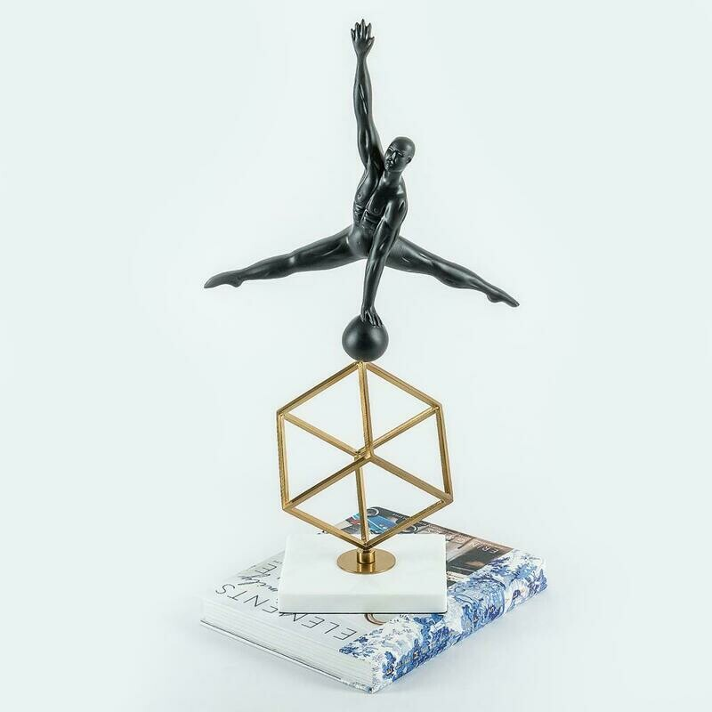 Gymnastics Sculpture - Cool Deluxe