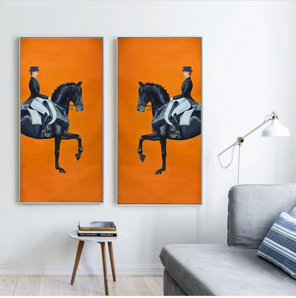 "Canvas Print - 65"" x 31"""