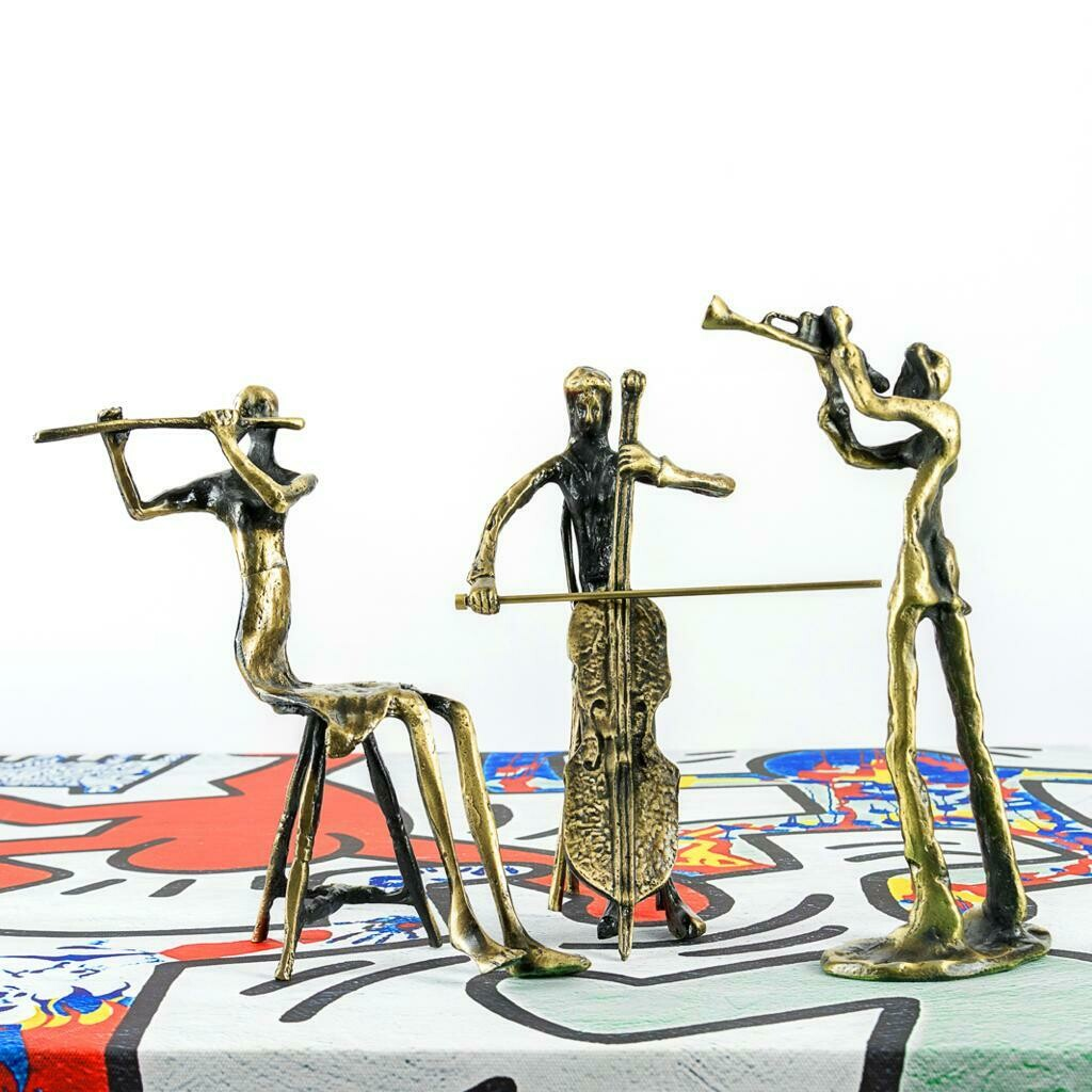 Musicos Sculpture - Cool Deluxe