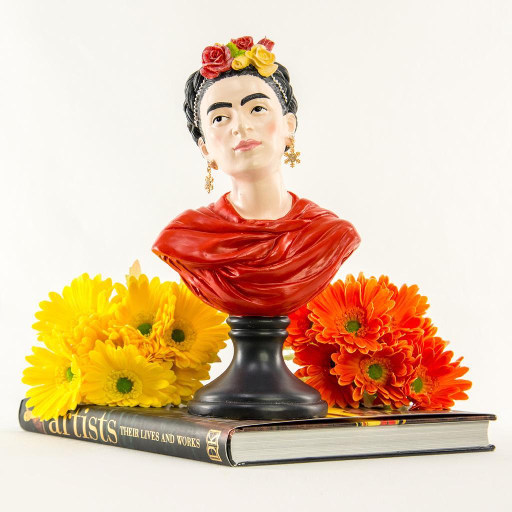 Frida Sculpture - Cool Ornaments