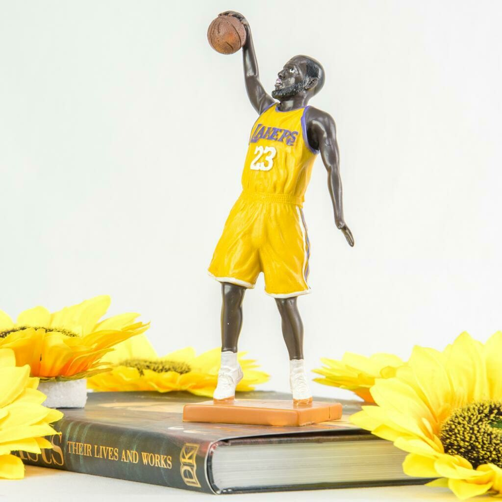 Baloncesto Lakers Dunk - Cool Ornaments