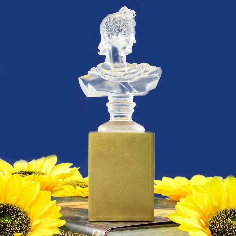 David Crystal Sculpture - Cool Ornaments