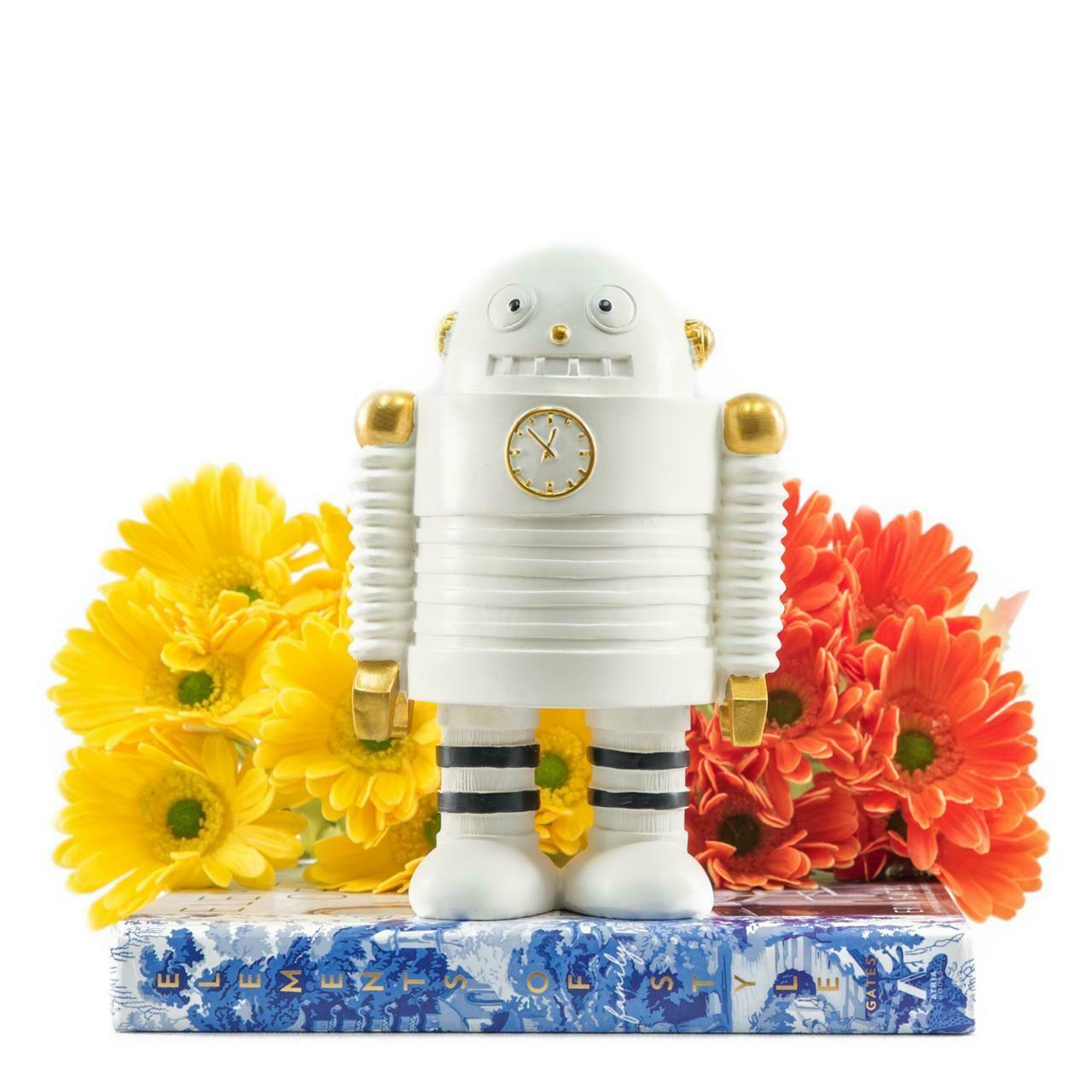 Robot Sculpture - Cool Ornaments
