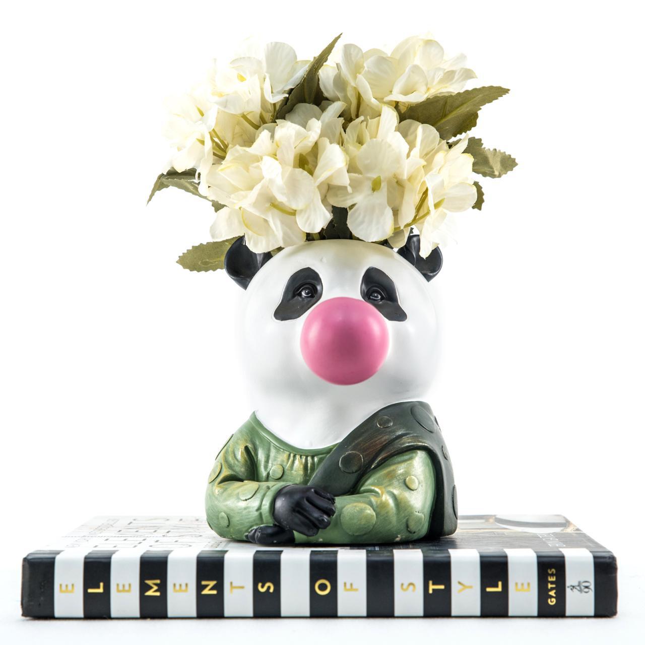 Florero Cool Panda - Flower Vase
