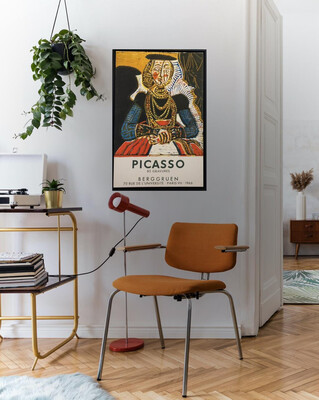 Picasso - Canvas Print 0036