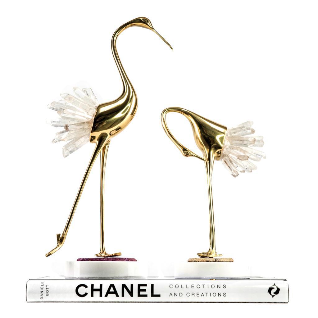 Cristal Beauty Sculpture - Cool Deluxe