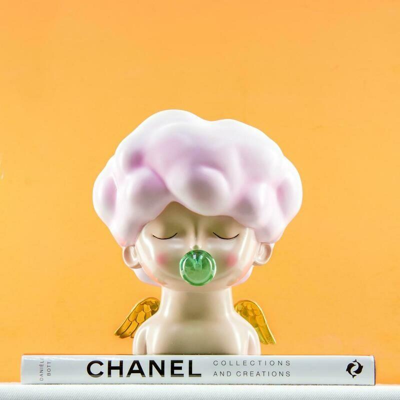 Bubble Angel Sculpture - Cool Ornaments