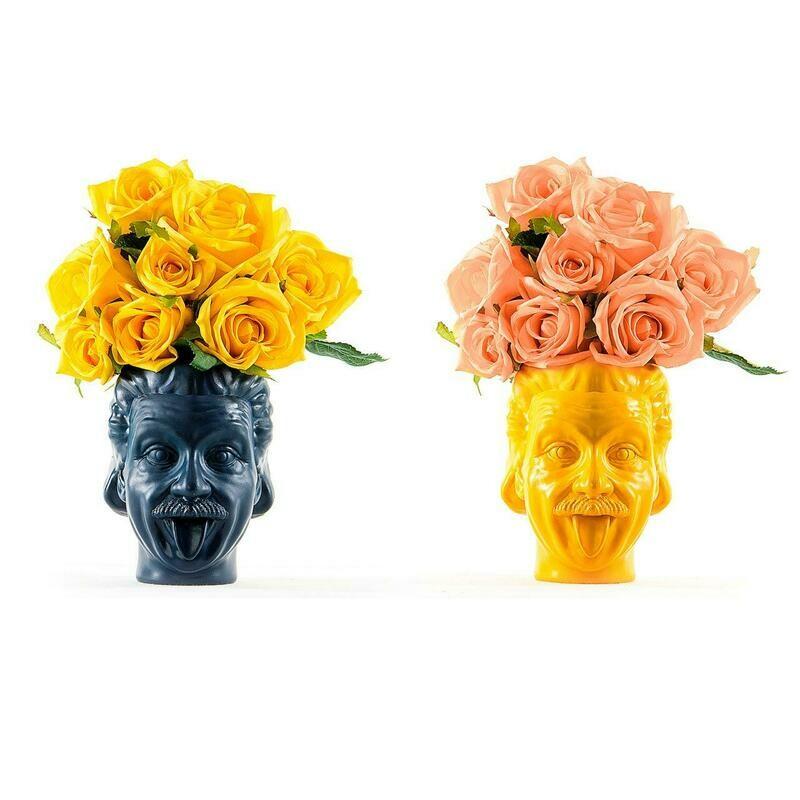 Florero Einstein - Flower Vase