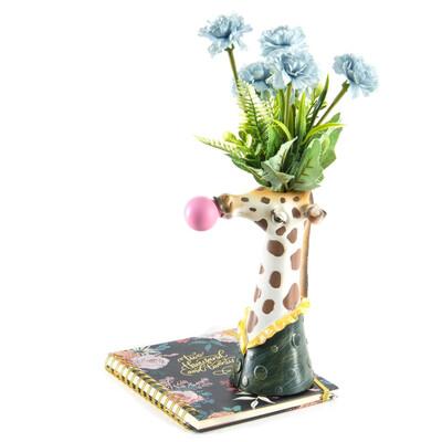 Florero Jirafa 🦒 - Flower Vase