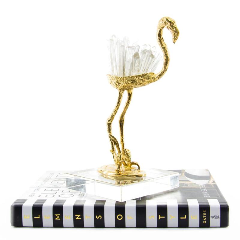 Avestruz Sculpture - Cool Deluxe