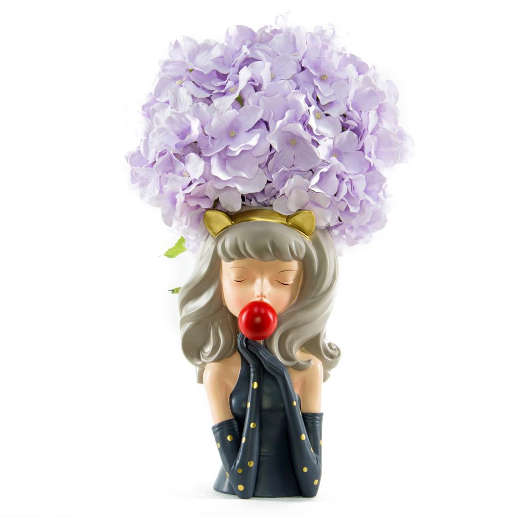Classy Girl Flower Vase