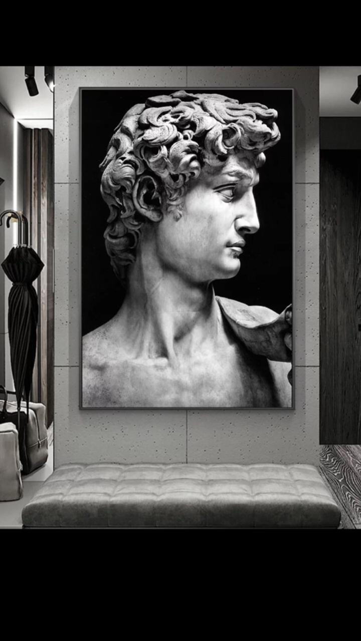 Canvas Print - David