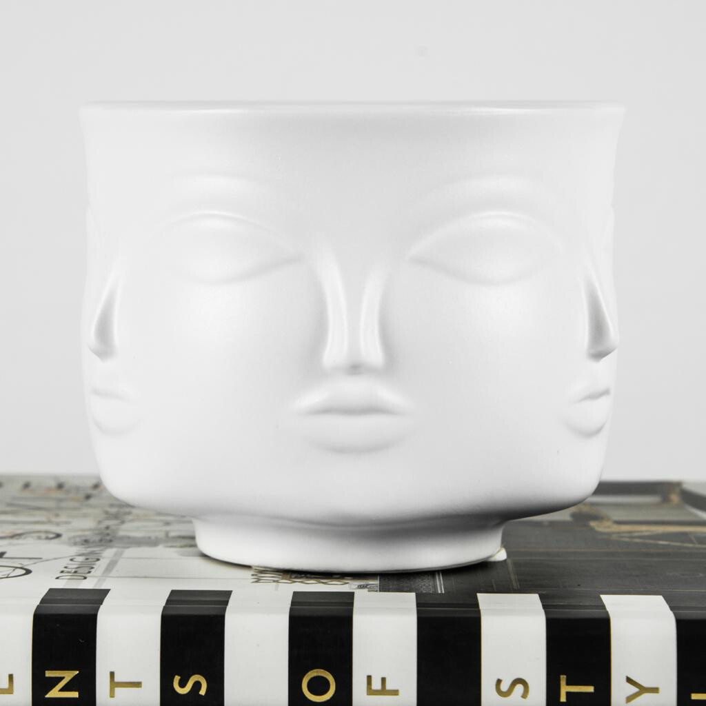 Face Flower Vase - X-Small