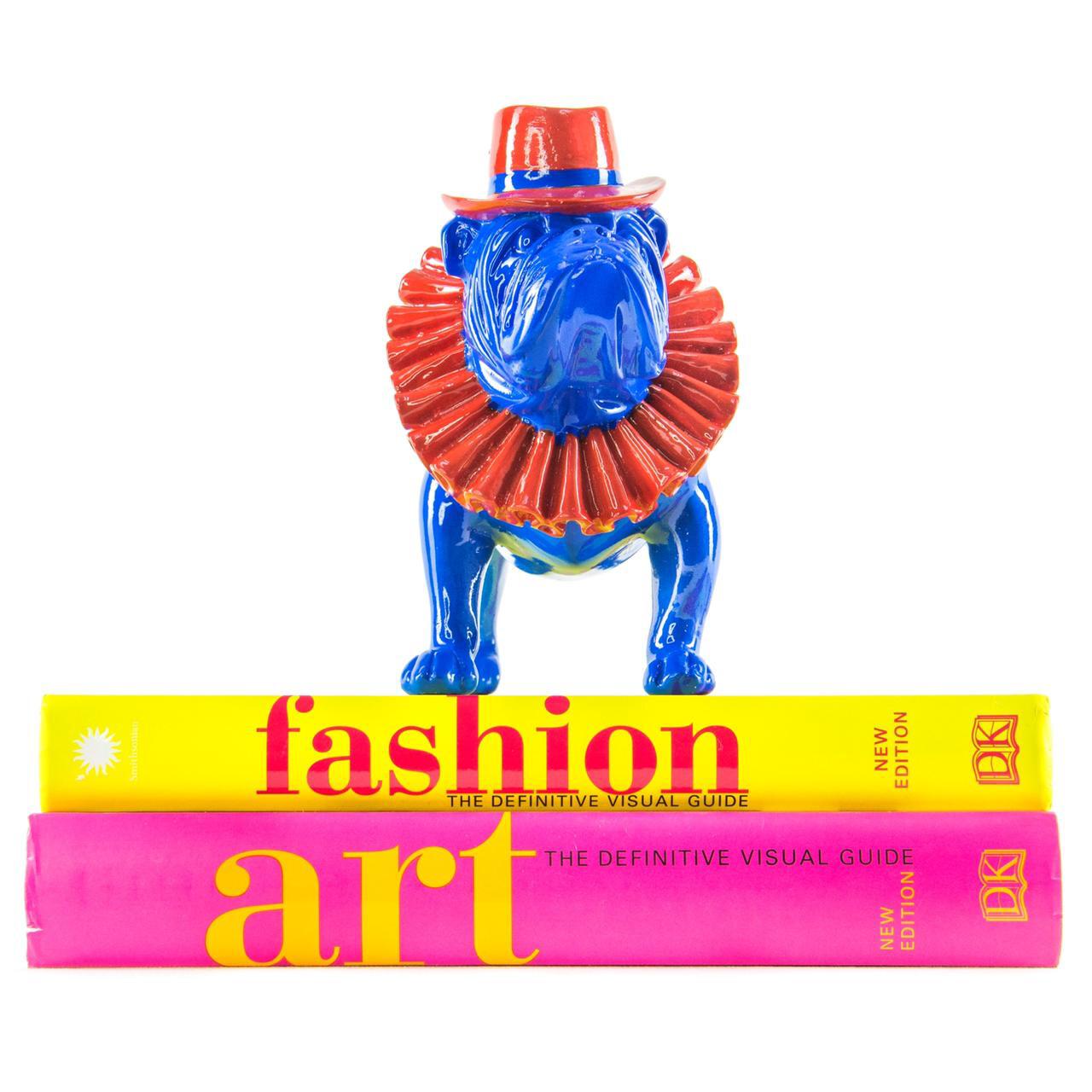 Blue Dog Sculpture - Cool Ornaments