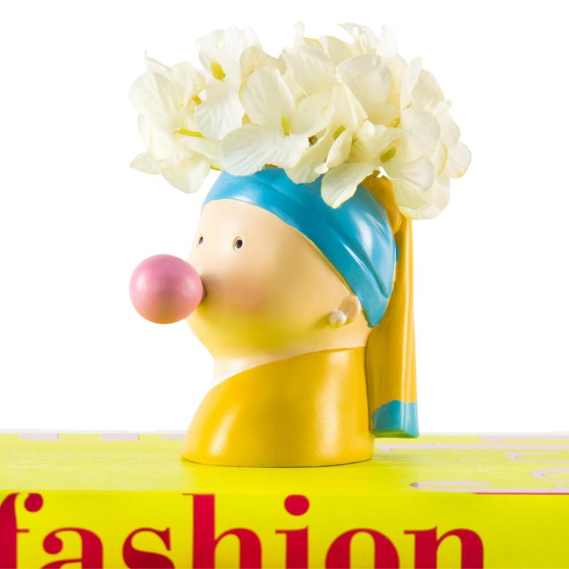 Florero La joven De Perla  - Flower Vase