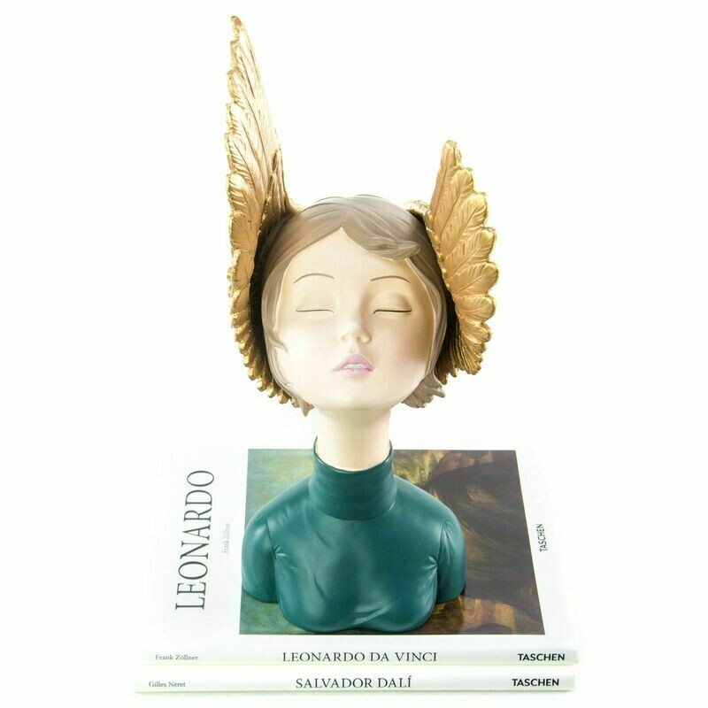 Wings Girl Sculpture - Cool Ornaments