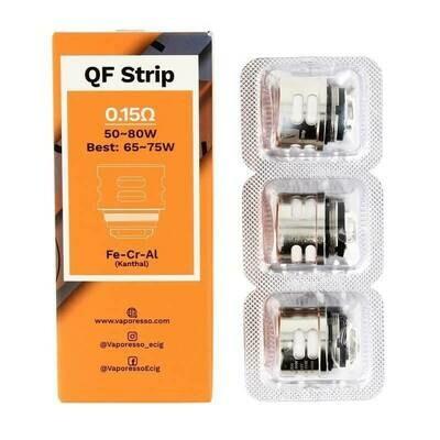 Vaporesso QF-Strip Coil (SKRR Compatible)