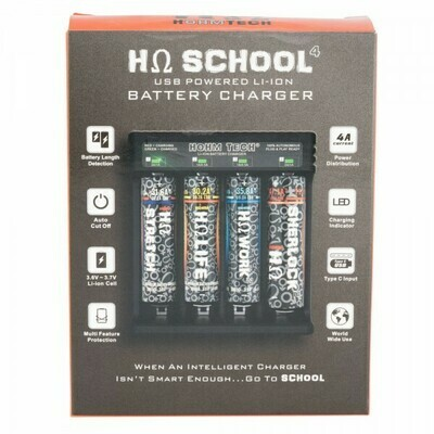 Hohm School 4 Battery Charger